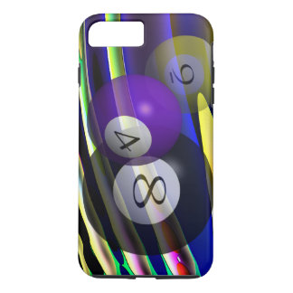 3D POOL BALLS of EUROPA iPhone 7 Plus Case