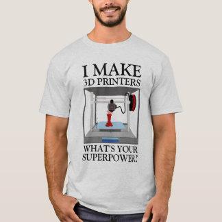 3D Printer T-Shirt