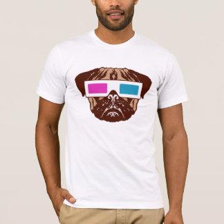 3D Pug T-Shirt