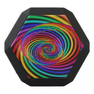 3D Rainbow Spiral Boombot Rex Bluetooth Speaker