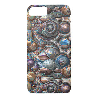 3D Reflections of Copper iPhone 8/7 Case