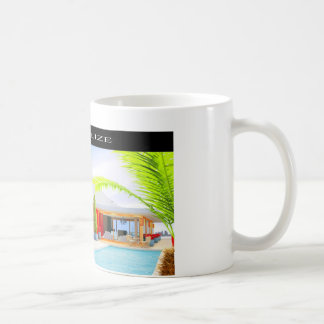 3D Render Luxury House1 Mug