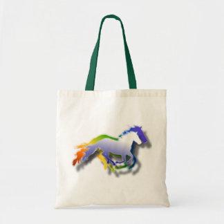 3D Running Horses