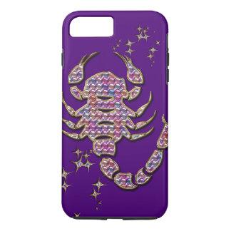 3D Scorpio - Zodiac Sign - Astrological Sign iPhone 8 Plus/7 Plus Case