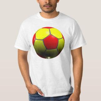 3D SOCCER BALL T-Shirt