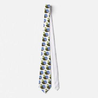 3d Solar Powered Snail Tie