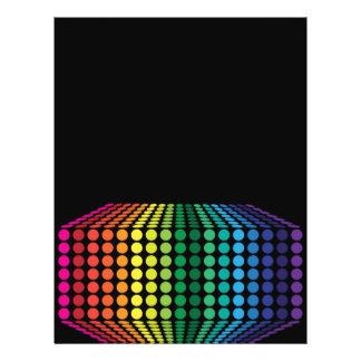 3D Spectrum Flyer