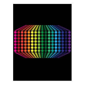 3D Spectrum Postcard