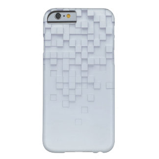 3d Square Pattern - Iphone 6/6s Case