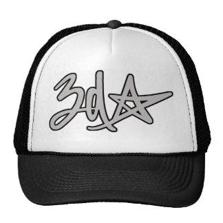 3d Star Logo Hat