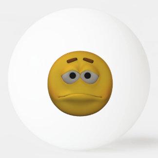 3D Style Sad Emoticon