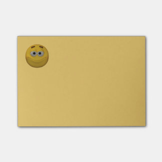 3d Style Smiley Post-it® Notes