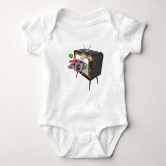 3D tv Baby Bodysuit