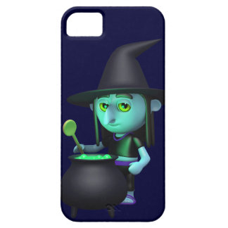 3d Witches Cauldron (Any Color U Like!) iPhone 5 Cover