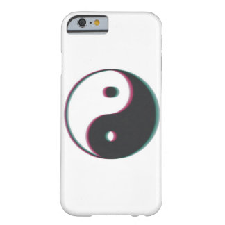 3D ying yang iPhone 6 case