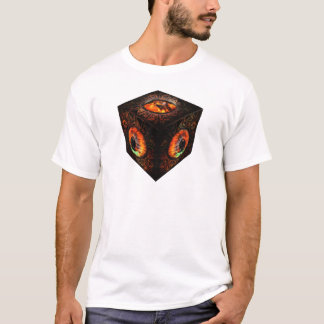3dCubeOnly.gif T-Shirt