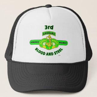 "3RD ARMORED CAVALRY REGIMENT ""BRAVE RIFLES"" TRUCKER HAT"