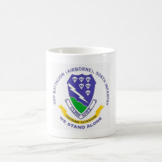 "3rd Battalion, 506th Inf ""Currahees"" - Cup"