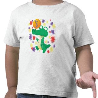 3rd Birthday Alligator T Shirts