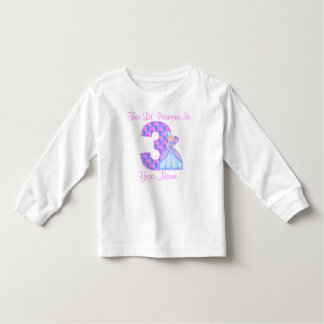 3rd Birthday Princess T-Shirt