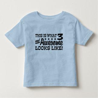 3rd Birthday T-shirts
