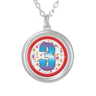 3rd Birthday v2 Jewelry