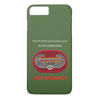 3RD BN 320TH FIELD ARTILLERY 101ST iPHONE CASE