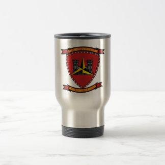 3rd Combat Engineer Battalion Travel Mug