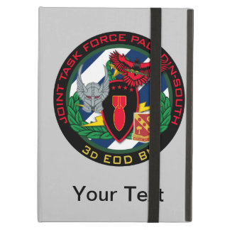 3rd EOD Bn JTF Paladin-South Cover For iPad Air