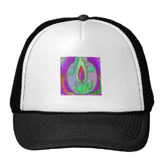 3RD EYE 6TH SENSE illuminated SPIRITUAL ART Cap