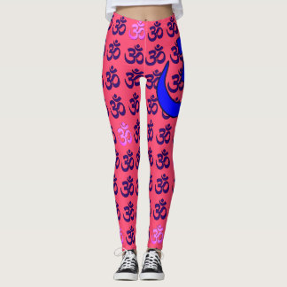 3rd Eye Emojis Leggings