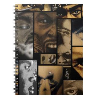 3rd Eye Vision Spiral Notebook
