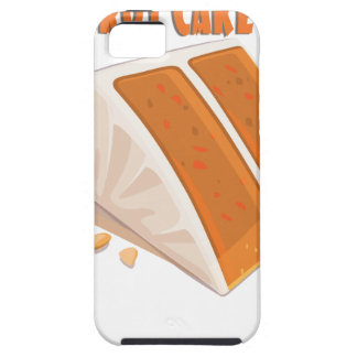 3rd February - Carrot Cake Day Case For The iPhone 5