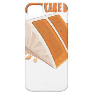3rd February - Carrot Cake Day iPhone 5 Cases