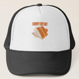 3rd February - Carrot Cake Day Trucker Hat