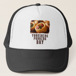 3rd February - Yorkshire Pudding Day Trucker Hat