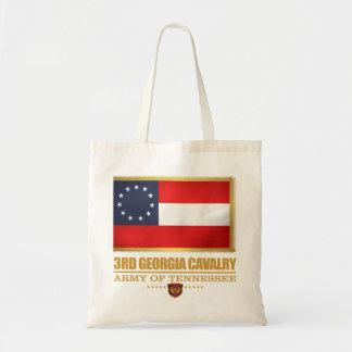 3rd Georgia Cavalry (F10) Tote Bag