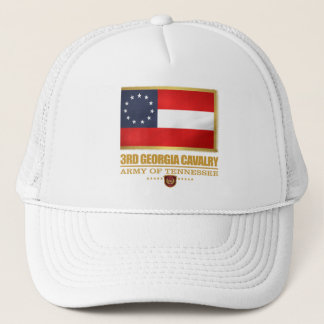 3rd Georgia Cavalry (F10) Trucker Hat