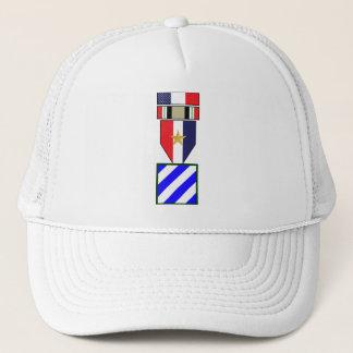 3rd Infantry Division Iraq War Campaign Trucker Hat