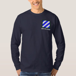 3rd Infantry Division Long Sleeve Tee