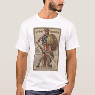 3rd Liberty Loan Campaign Boy Scouts of America T-Shirt