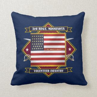 3rd Minnesota Volunteer Infantry Cushion