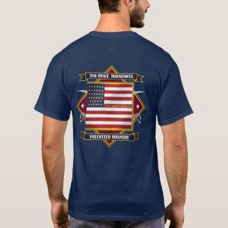 3rd Minnesota Volunteer Infantry T-Shirt