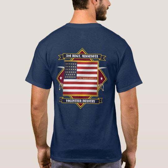 3rd Minnesota Volunteer Infantry T-Shirt