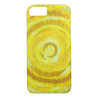 3rd-Solar Plexus Chakra-#2 Artwork iPhone 8/7 Case