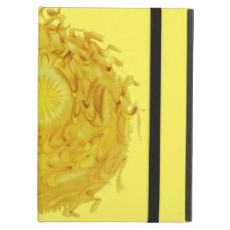 3rd-Solar Plexus Chakra Artwork #1 Cover For iPad Air