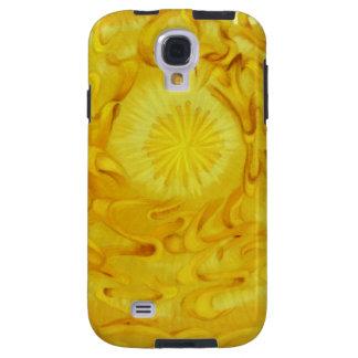 3rd-Solar Plexus Chakra Artwork #1 Galaxy S4 Case