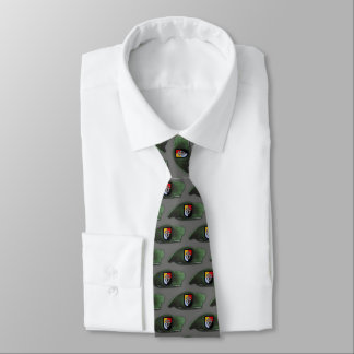 3rd special forces green berets SF SFG vets Tie