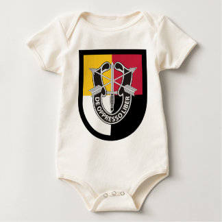 3rd Special Forces Group Baby Bodysuit