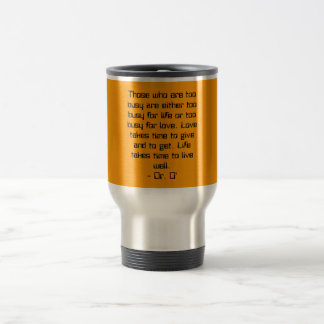 3SqMeals #933 Travel Mug